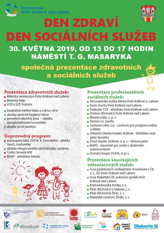 Den zdraví a sociálních služeb ve Dvoře Králové nad Labem 1